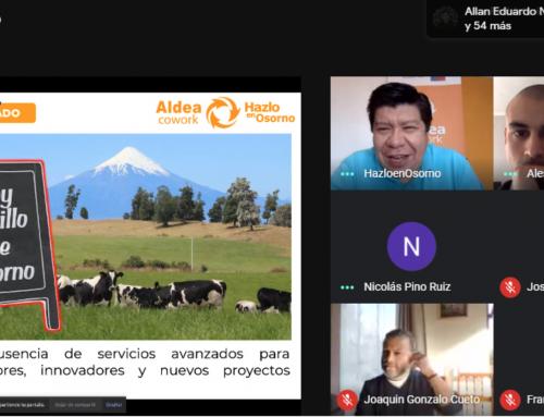 Webinar para apoyar innovación escalable e internacionalización