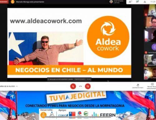 Emprendedores de Chile y Argentina se reunieron fortaleciendo sus redes de negocios en webinar binacional.