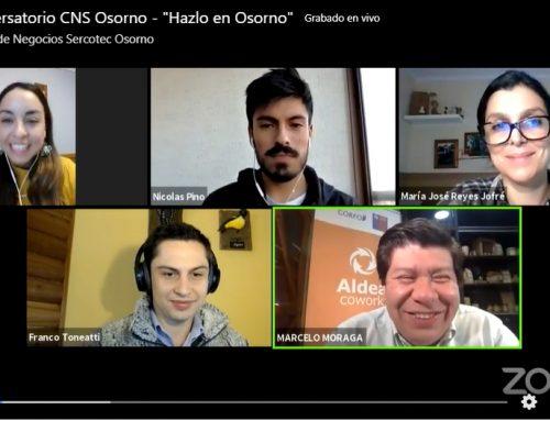#HazloEnOsorno es tema central de Conversatorio de Centro de Desarrollo de Negocios de Osorno.