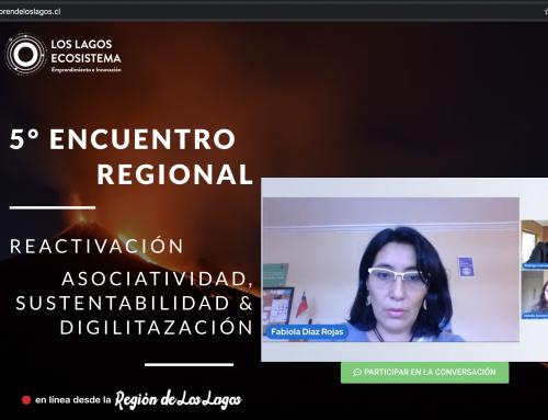 Aldea Cowork participa en 5to Encuentro de Innovación y Emprendimiento Regional.