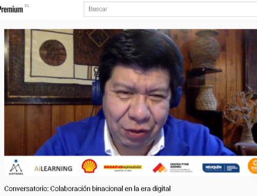 Aldea Cowork participa en conversatorio binacional sobre transformación digital.